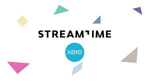 streamtime & xero