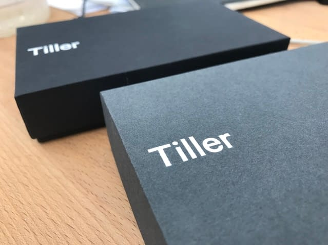 Tiller Time Tracking Tool